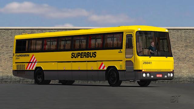 OMSI 2 - Tecnobus Tribus III