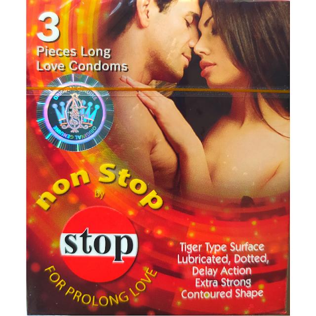 Buy Non Stop Timing Condoms Online in Pakistan