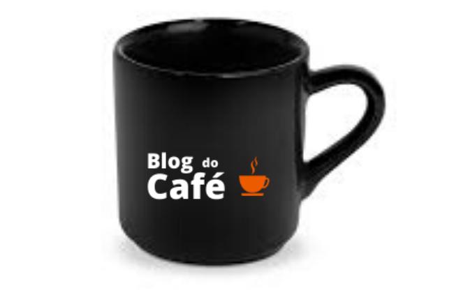 Xícara do blog do café