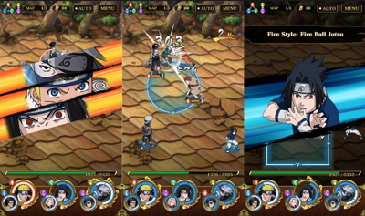 Download Ultimate Ninja Blazing APK MOD Terbaru