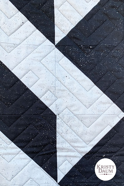 RISE OVER RUN Quilt Pattern