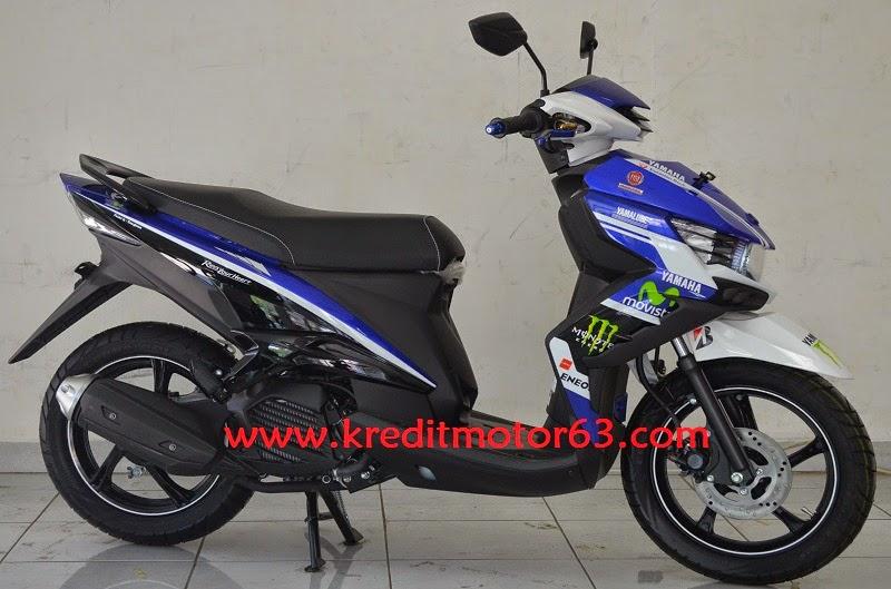 Modifikasi Motor Yamaha GT 125 Eagle Eye Custom