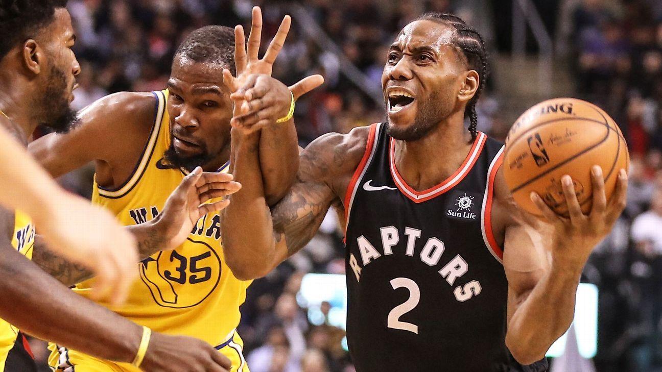 Warriors or Raptors? Let the 2019 NBA Finals begin!