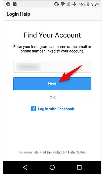 Cara Mengetahui Password Instagram Yang Lupa 8