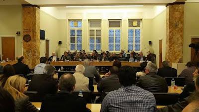 Αποτέλεσμα εικόνας για agriniolike δημοτικό συμβούλιο