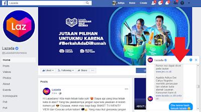 Cara Menyampaikan Keluhan Komplain Di Lazada Indonesia Aditya