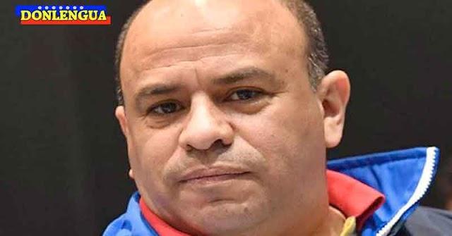 Al entrenador de Rubén Limardo no le han pagado desde el 2016