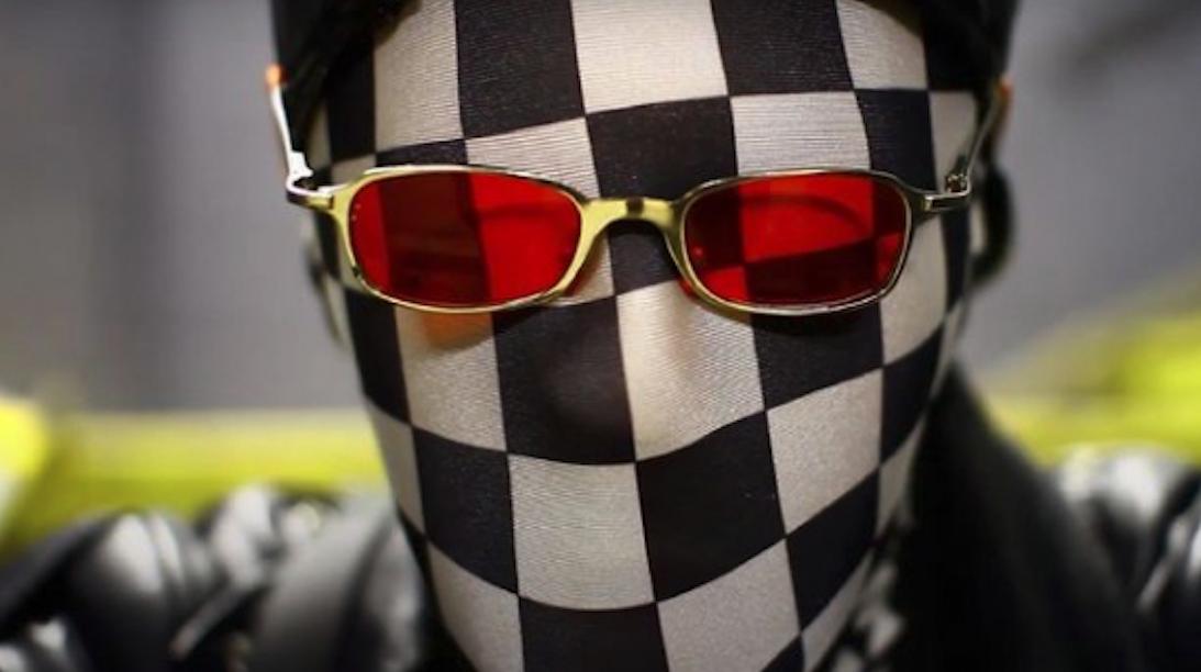 Photo de MC Artboy extraite du clip La Cité Brel
