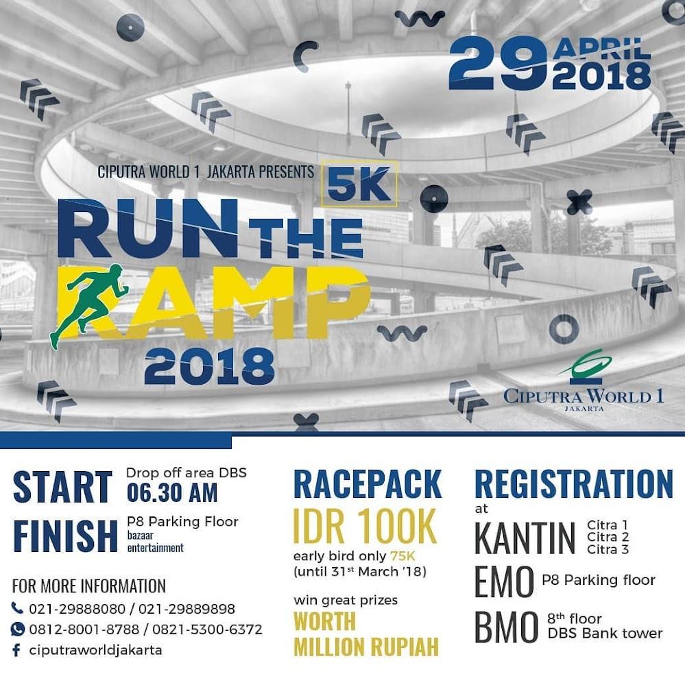 Run The Ramp • 2018