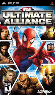 Cheat Marvel: Ultimate Alliance PSP PPSSPP