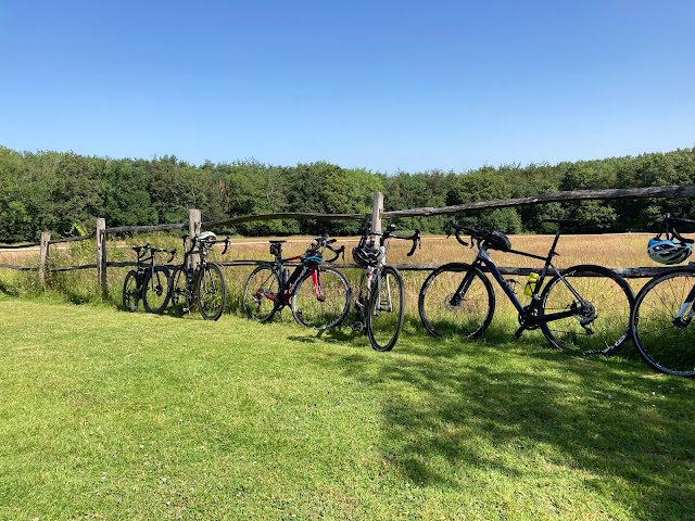 oxted cycling club group ride