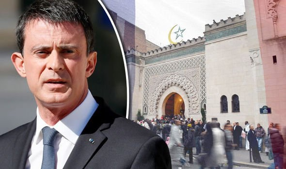France takes on radical Islamism: PM to SHUT DOWN mosques to wipe out 'poison' of Muslim jihadis
