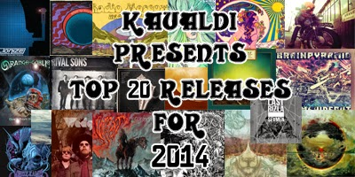Top 20 Releases For 2014 by Kavaldi