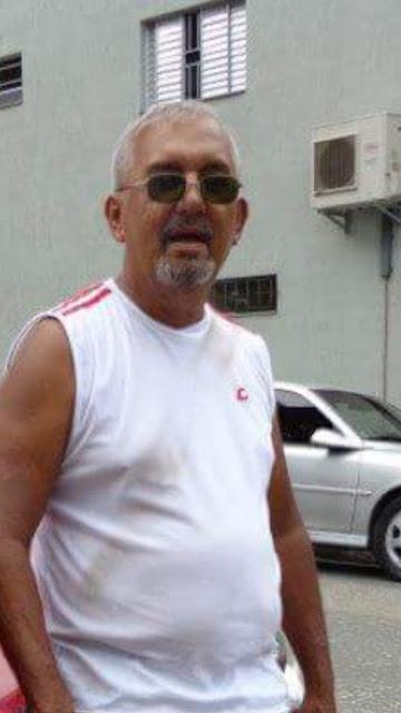 """Antonio Jairo Pereira"""" mas conhecido como Jairo do Taxi."""