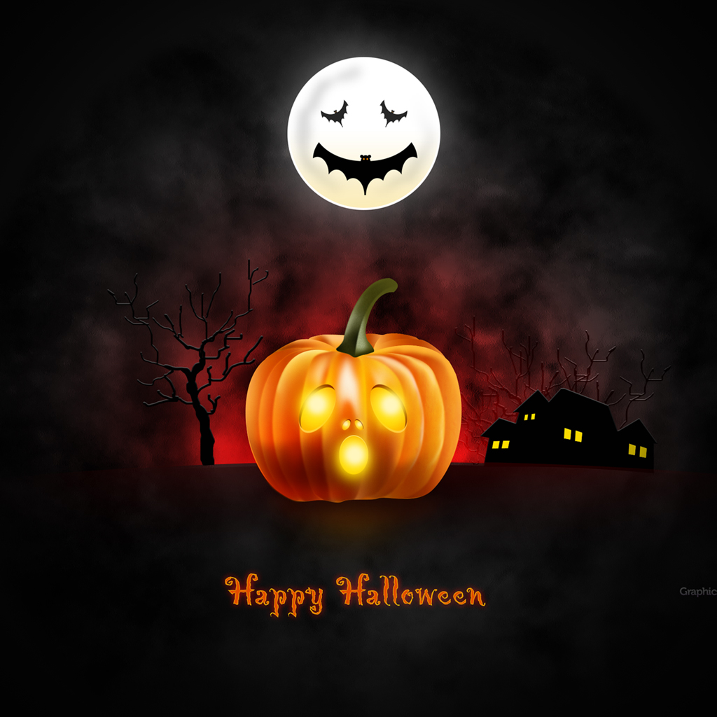 Download Free Wallpapers: Happy Halloween