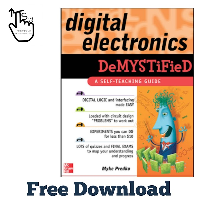 Free Download PDF Of Digital Electronics Book