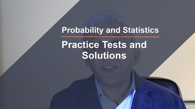 Probability and Statistics - Practice Tests and Solutions