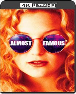 Almost Famous [2000] [UHD] [Castellano]