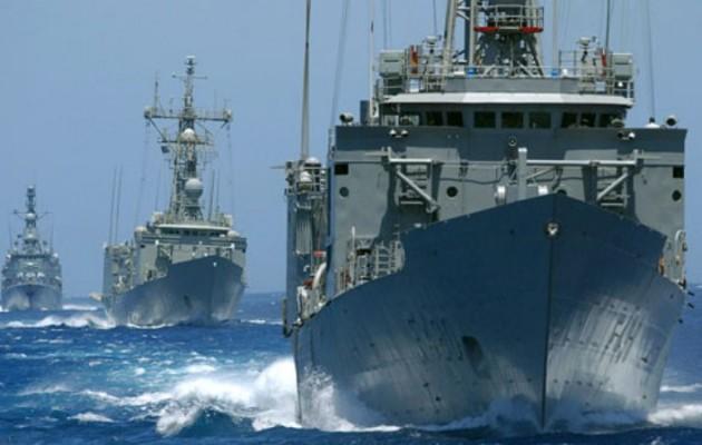 «Χάθηκαν» 14 τουρκικά πολεμικά πλοία – Φήμες ότι έρχονται σε ελληνικά λιμάνια