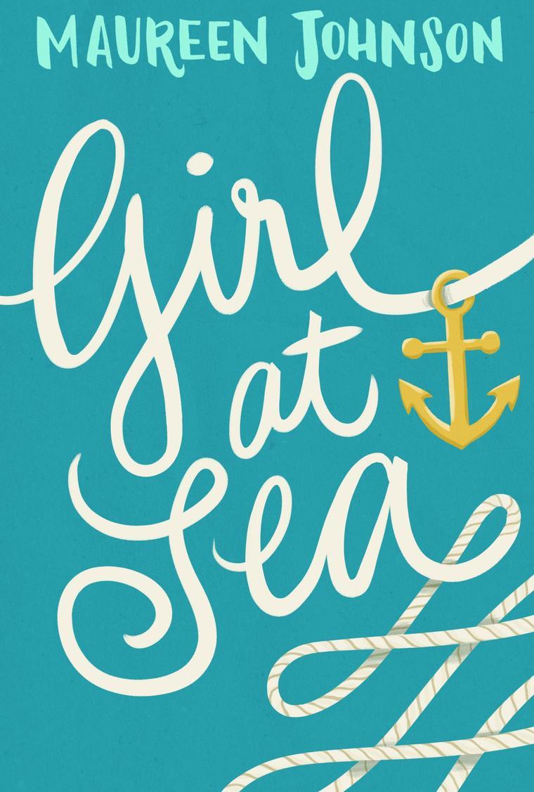 Girl at sea – Maureen Johnson