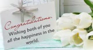 تهنئة زواج مع أرق التبريكات