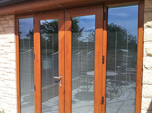 Bennions sons for French doors barnsley