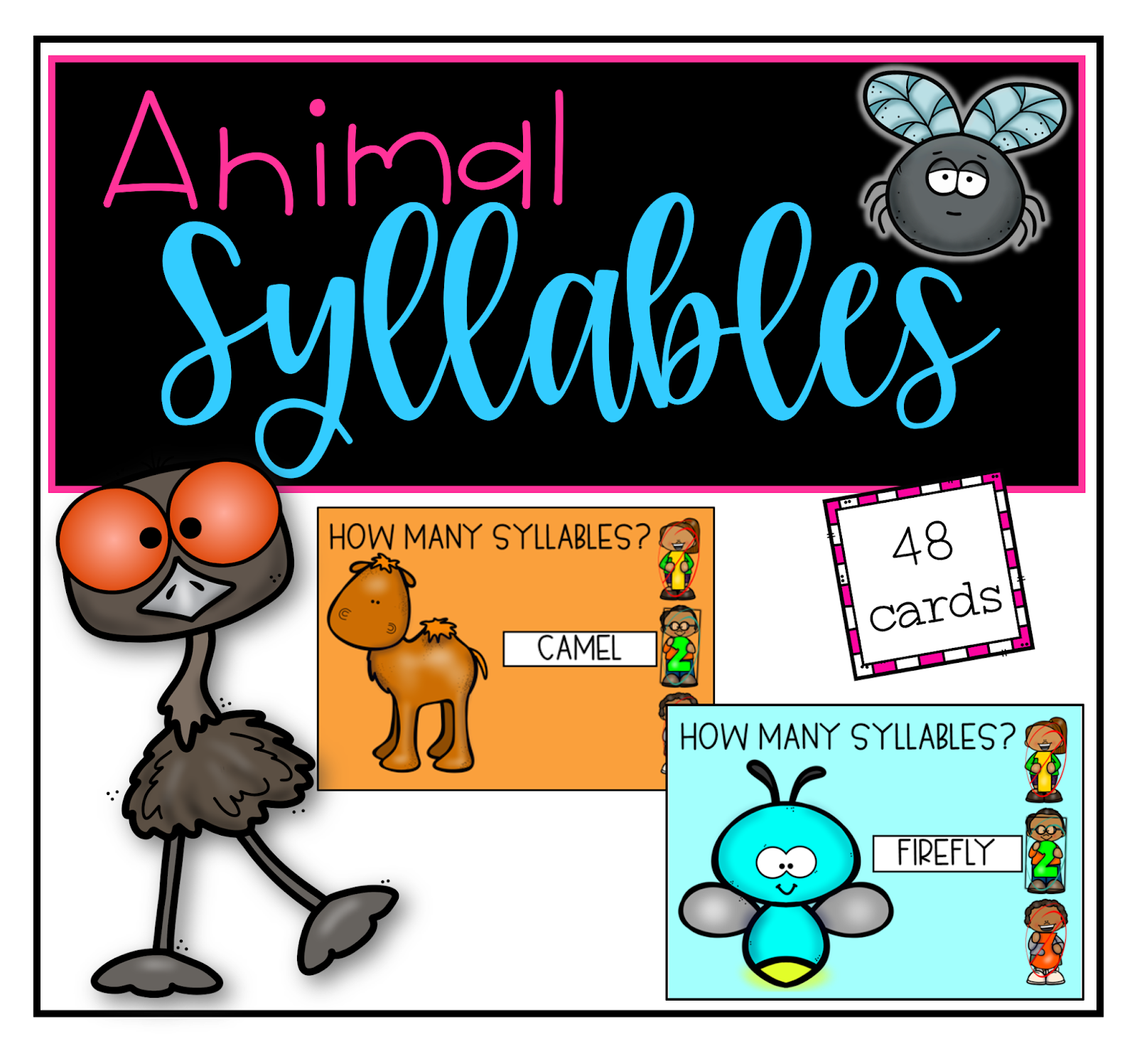 Simply Delightful In 2nd Grade Counting Syllables With