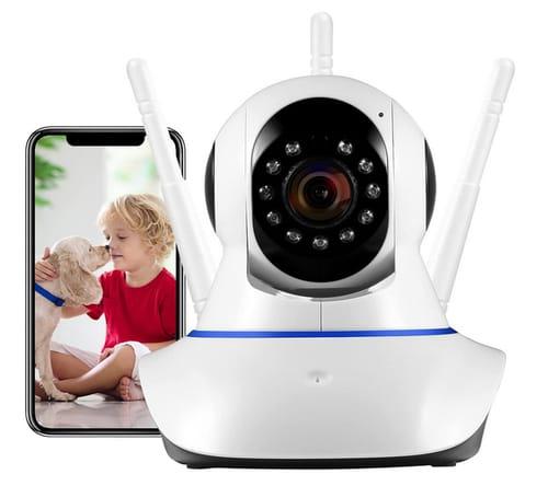 SENTKENG Baby Monitor 1080P Wi-Fi Home Security Camera