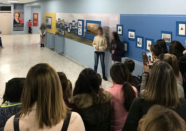 Εκπληκτική δουλειά στο 4ο Δημοτικό Σχολείο Ναυπλίου για τη ζωή και το έργο του Ιωάννη Καποδίστρια