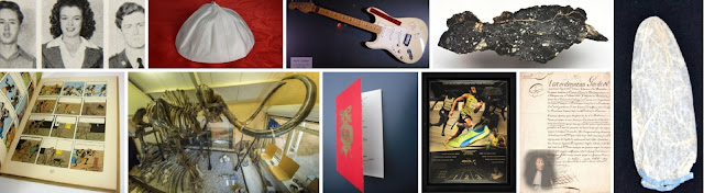 From A Dinosaur Skeleton To The Famous Michael Jackson Hat, What Are The Most Extraordinary Objects Bought By The Belgians?