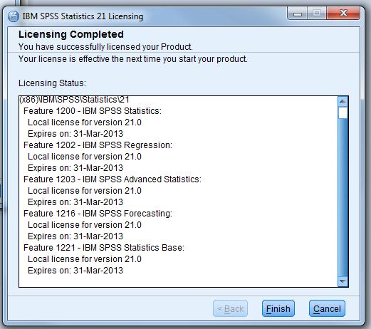 download ibm spss 22 crack