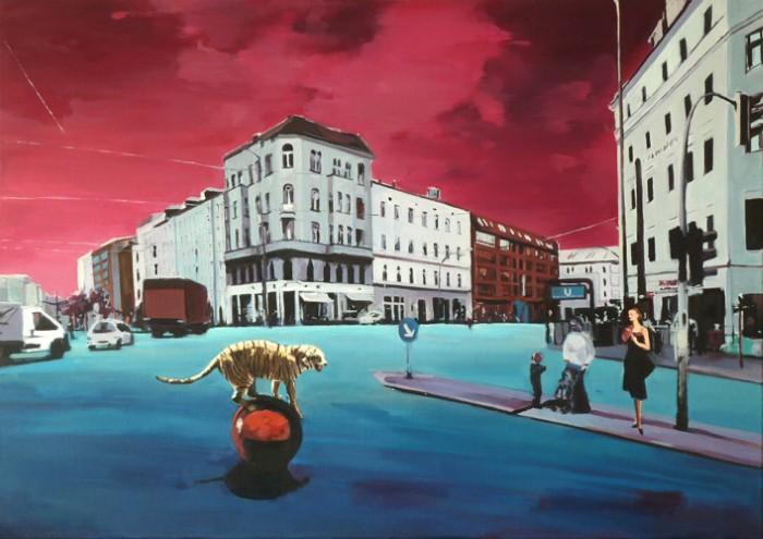 Современный польский художник. Tomasz Kozlowski