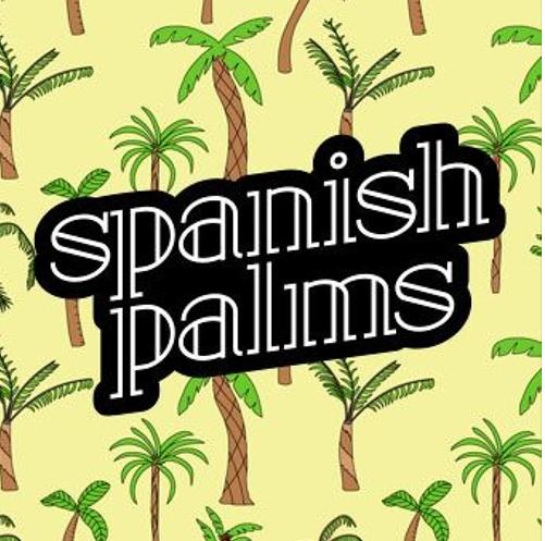 "Meet Soul Funk Indie Band ""Spanish Palms"" from Las Vegas, Nevada"