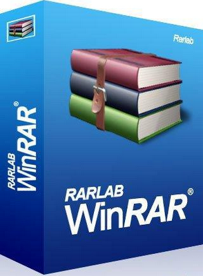 Extract Files by WinRar and Universal Extractor