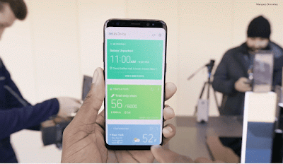 Galaxy S8 Review : Bixby
