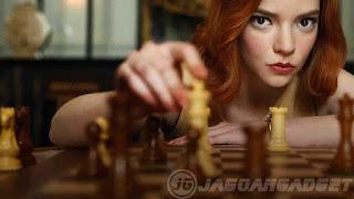 Rekomendasi Serial Netflix Terbaik The Queens Gambit