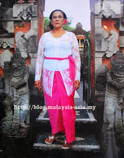 Photo of Ibu Oka