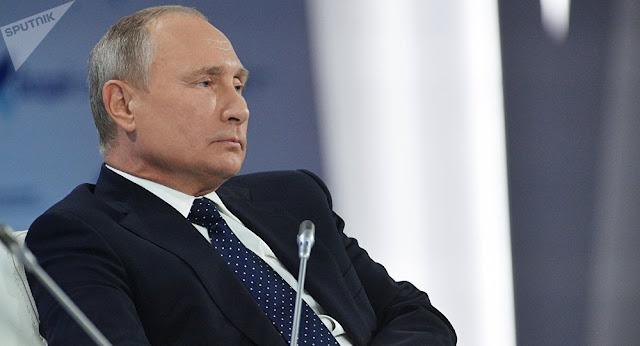 """بوتن يعلّق على إجراءات عزل ترامب: تستند على أسس """"مختلقة"""""""