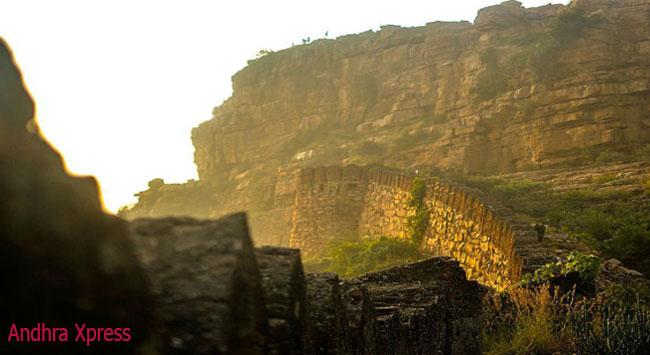 Gandikota Fort Andhra Pradesh