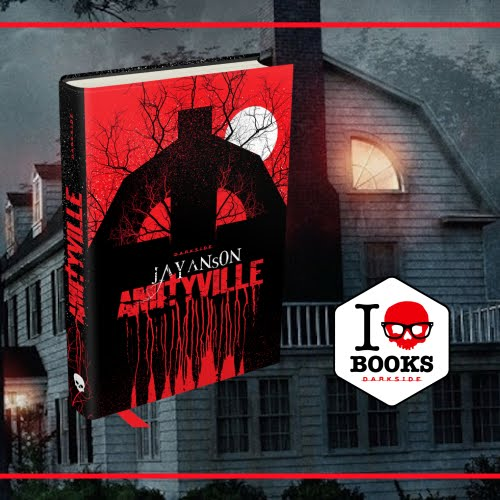 AMITYVILLE NA DARKSIDE BOOKS