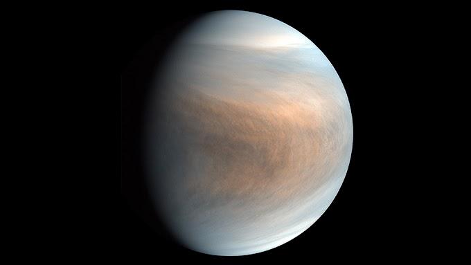Sign of Alien life was detected in Venus