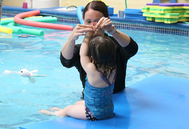 A review of Splash Babies swimming classes