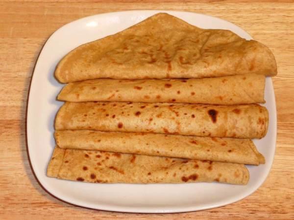 Sada Paratha Hindi Recipe