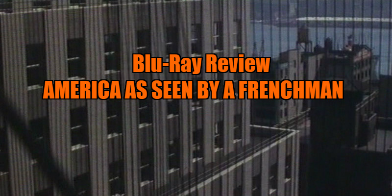 America As Seen by a Frenchman review