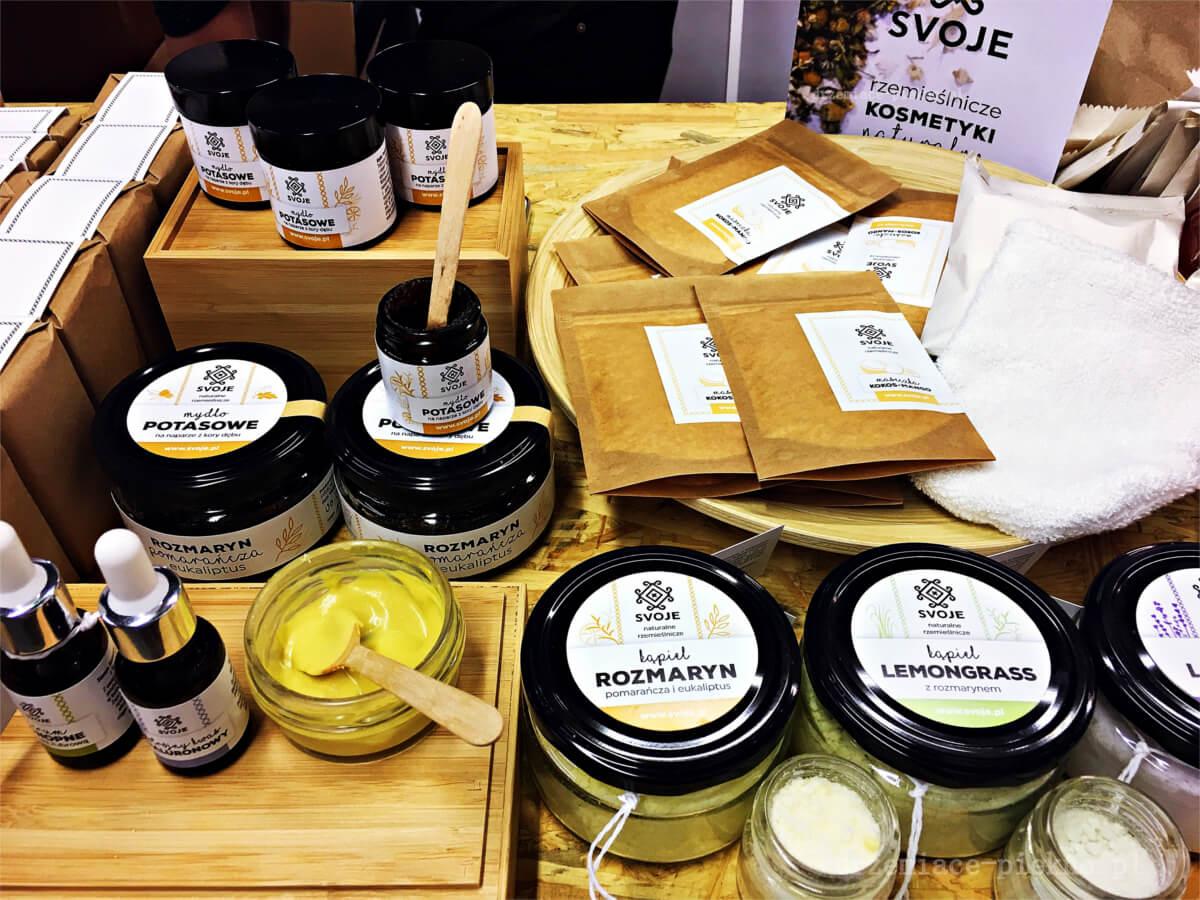 Targi Kosmetyków Naturalnych EkoCuda 2018 - zdjęcie z kwietniowej edycji ( więcej w relacji z targów )