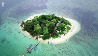 Menikmati Eksotisnya Pulau Samalona di Bumi Makassar