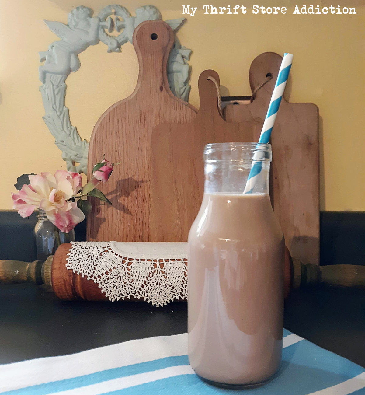 Low carb iced mocha recipe
