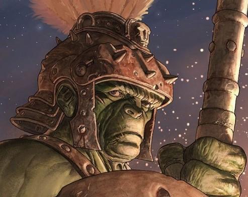 Crítica de Planeta Hulk, sangre y arena