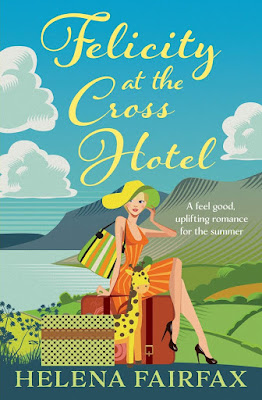 Felicity at the Cross Hotel by Helena Fairfax book cover
