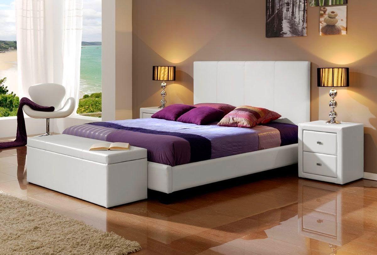 chambre beige marron. Black Bedroom Furniture Sets. Home Design Ideas